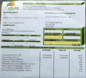 Legal electricity bill