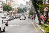 Vista do bairro do Ipiranga