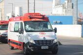 Estrangeiro navio barrado deixa o Recife