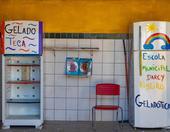 Projeto Geladoteca na Escola Darcy Ribeiro