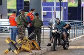 Paraguaios de SP são repatriados