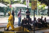 Descontaminação do Aeroporto de Belém