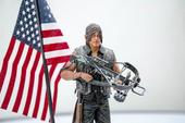 Boneco do The Walking Dead
