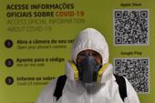 Desinfecção Aeroporto de Guarulhos