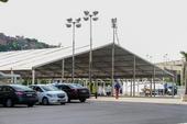 Hospital de campanha Rio de Janeiro