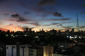 Fim de tarde em Salvador 1 de Abril