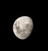 Lua Crescente Rio de janeiro