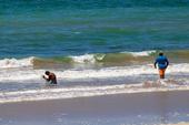 Praias fechadas em Pernambuco