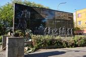 Monumento em homenagem aos povos armênios