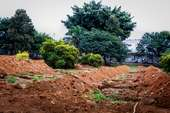 Enterros em massa Cemitério VL Formosa SP