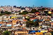Taxa de Isolamento Social em São Paulo